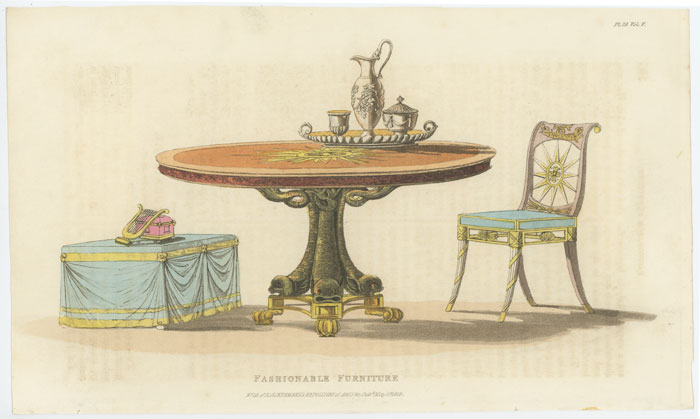 Fashionable furniture furniture 1825 for Furniture 1825