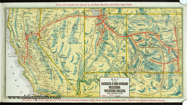 Panoramic Views Denver & Rio Grande Western Royal Gorge Route Western on southern pacific rail map, western pacific map map, western pacific products, air pacific route map, western airlines route map 1985, northern pacific route map, pacific railroad map, union pacific route map, western pacific feather river route, norfolk & western route map, north fork southern railroad map, western pacific weather, western pacific airlines, western pacific cars, feather river canyon map, southern pacific route map, missouri pacific route map, chicago railroad map, central pacific route map, california railroad map,