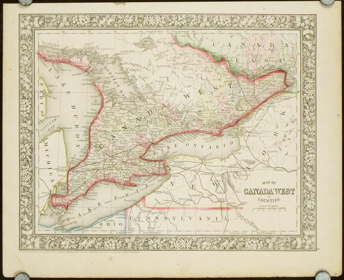 Map Of Canada West In Counties: Map Of West Canada At Infoasik.co
