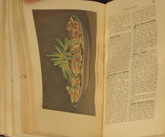 Cassell's Universal Cookery Book. COOKERY - KITCHEN PROCESSES - SERVANTS, Lizzie Heritage.