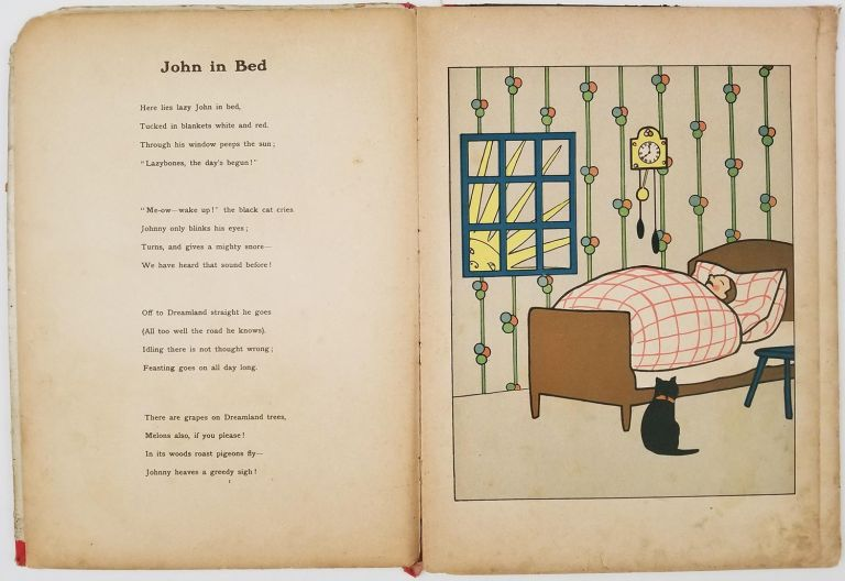 Lazy John. The Boy who would not Work. MORAL INSTRUCTION, Charles Steedman, Amy, after Heinrich Meise.