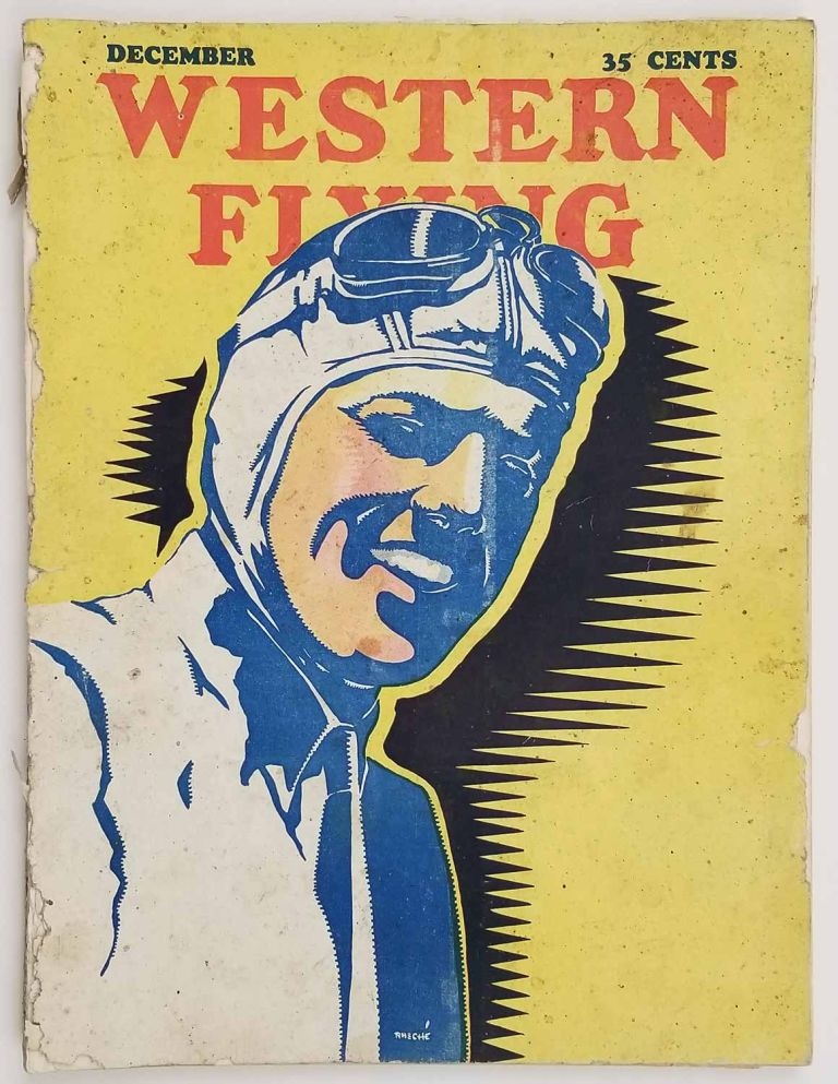 Western Flying. June 1930. (including Consolidated Aircraft Corporation advertisement for New York, Rio & Buesnos Aires Line Inc.). AIRPLANES, W. G. Herron, William L. Van Dusen.