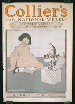 Collier's The National Weekly. JESSIE WILLCOX SMITH.
