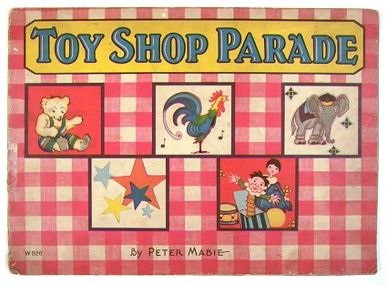 Toy Shop Parade. Peter Mabie.