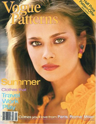Vogue Patterns. 1979 - 05 / 06. FASHION.