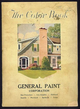 The Color Book. PAINT / DECORATING.