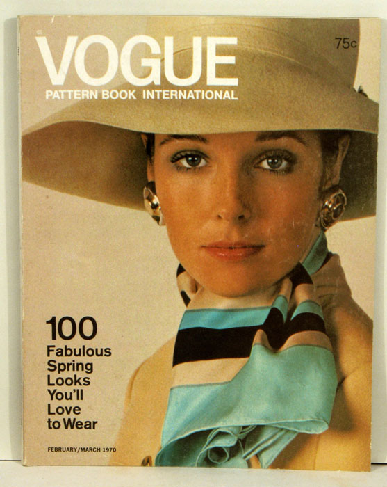 Vogue Pattern Book International. 1970 - 02 / 03.