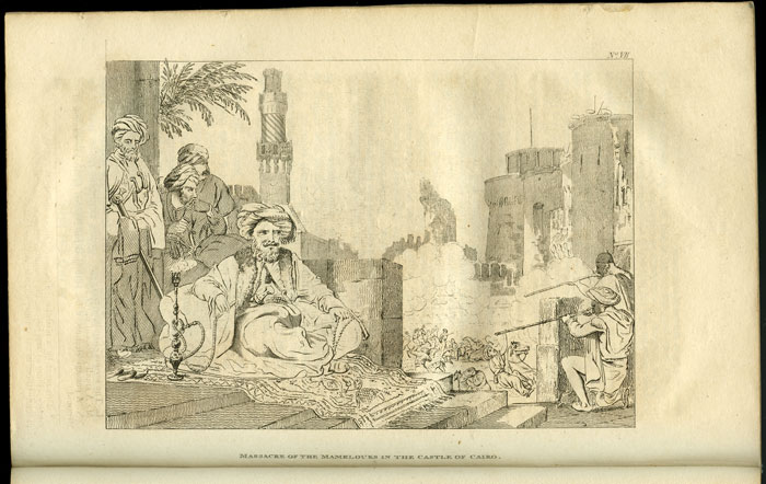 Travels in Egypt, Being a continuation of the Travels in the Holy Land, In 1817-18. EGYPT, Count De Forbin.
