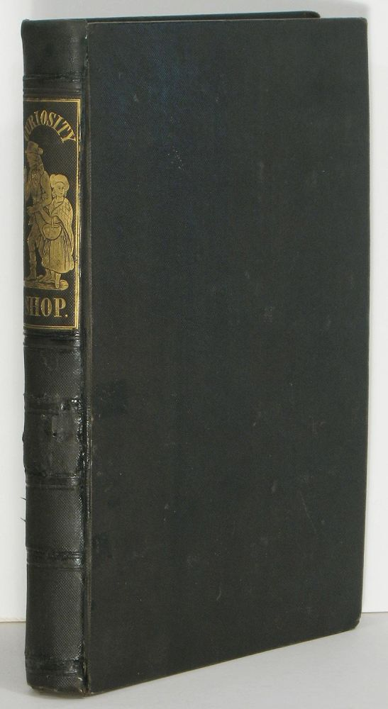 The Old Curiosity Shop, and Other Tales. Master Humphrey's Clock. Charles Dickens, Boz.