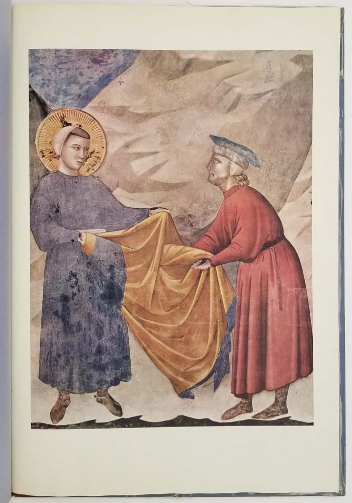 Giotto. Frescoes in the Upper Church of Assisi. [LIMITED EDITION]. ITALY - GIOTTO, Dr. Alfred Werner.