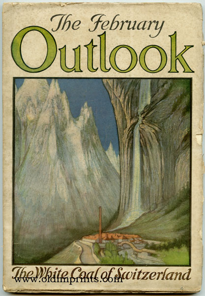 The Outlook. 1910 - 01 - 22