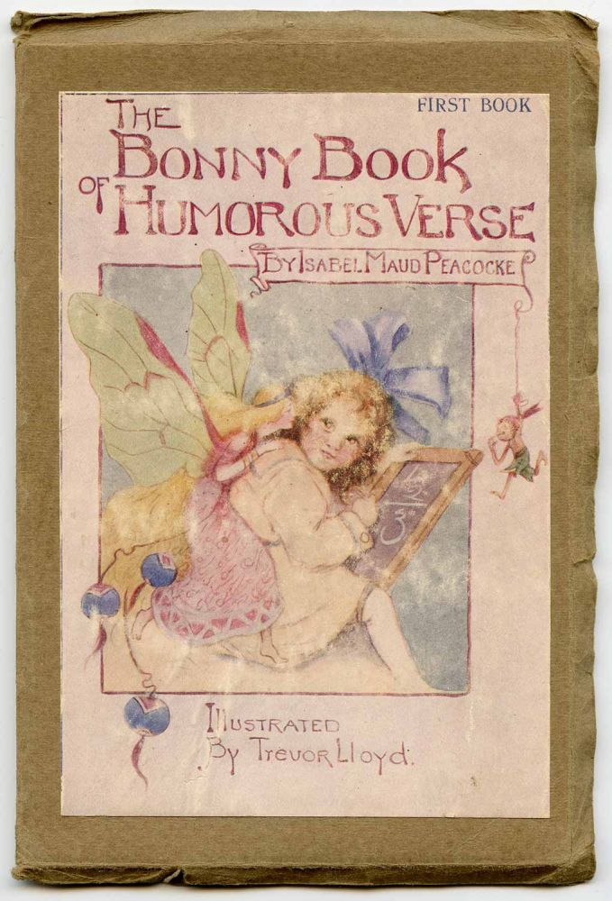 The Bonny Book of Humorous Verse. Isabel Maud Peacocke.
