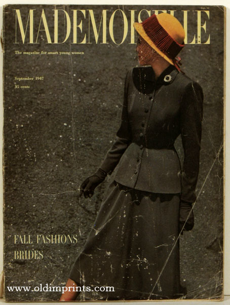 Mademoiselle. 1947 - 09. FASHION.