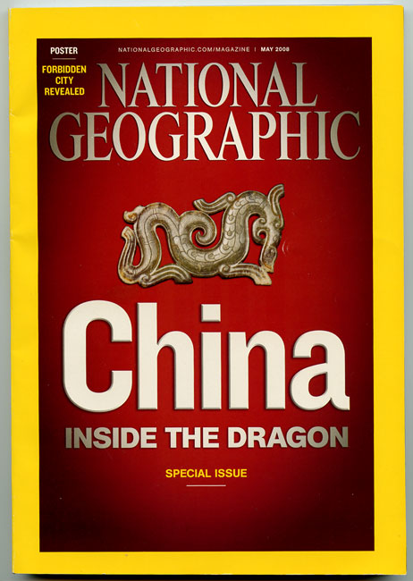 The National Geographic Magazine. 2008 - 05. (May). CHINA.