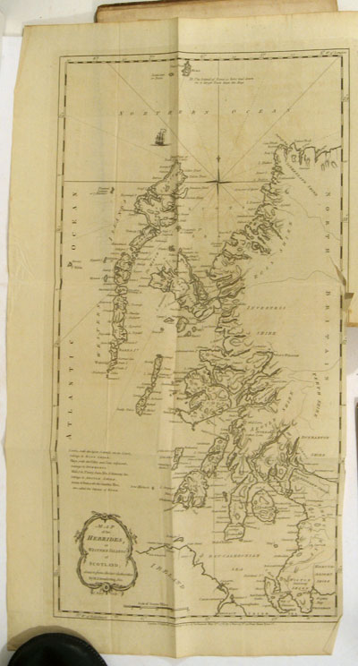 Rona, A Poem in Seven Books illustrated with a Correct Map of the Hebrides and Elegant Engravings. SCOTLAND, John Ogilvie.