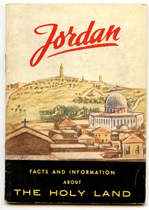 Jordan. Facts and Information About the Holy Land. JORDAN.