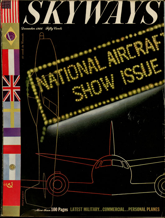 Skyways. 1946 - 12 (December). AVIATION.