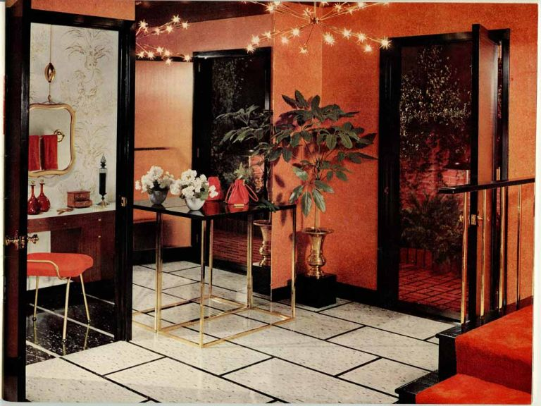 Successful Decorating With the Modern Fashion in Floors. FLOOR COVERINGS.