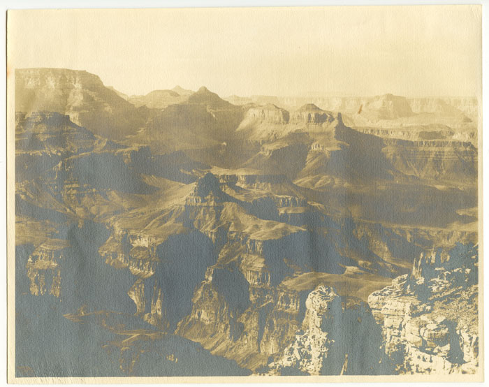 Grand Canyon of the Colorado. COLORADO - GRAND CANYON - PHOTOGRAPH.