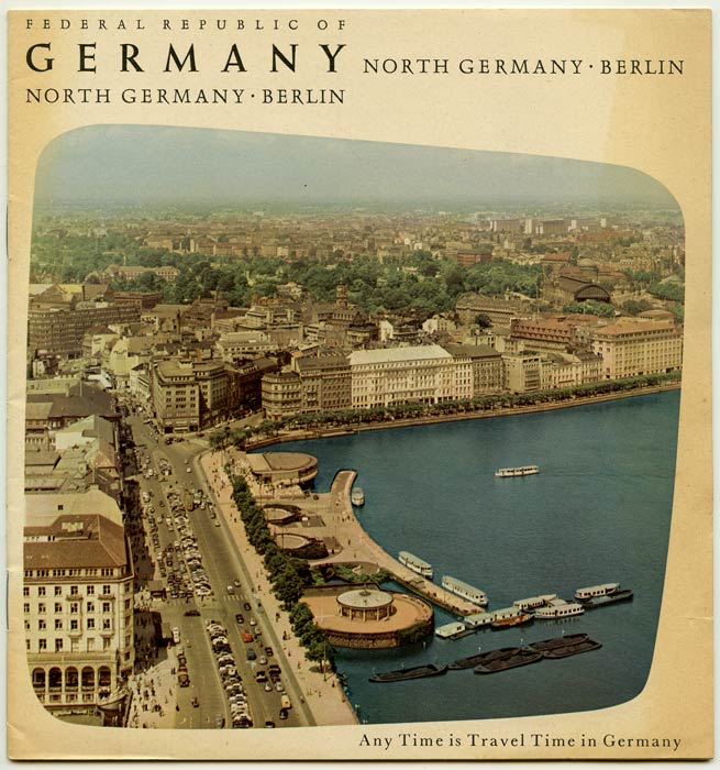 Federal Republic of Germany. North Germany. Berlin. GERMANY - BERLIN.