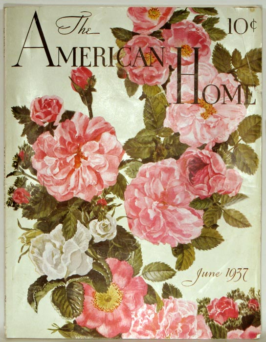 The American Home. 1937 - 06 (June).
