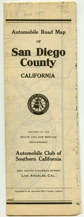 Automobile Road Map from Mono Lake to Lake Tahoe and Feather River Region. CALIFORNIA - ROAD MAP.