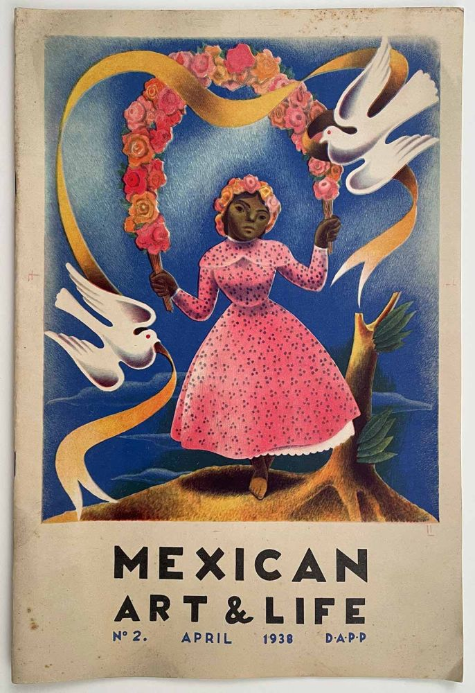 Mexican Art & Life. MEXICAN ARTS ETC. - DEPRESSION-ERA, Jose Juan Tablada.