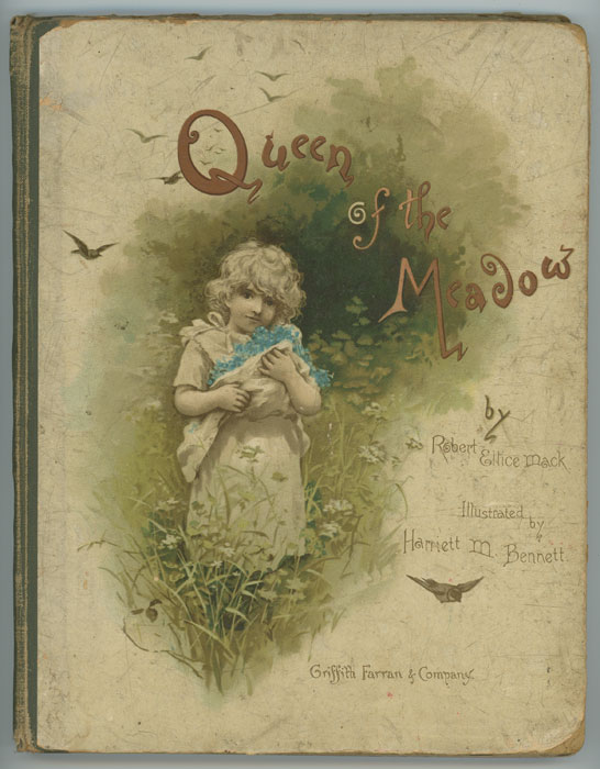 Queen of the Meadow. CHROMOLITHOGRAPHS - ERNEST NISTER, Robert Ellice Mack.