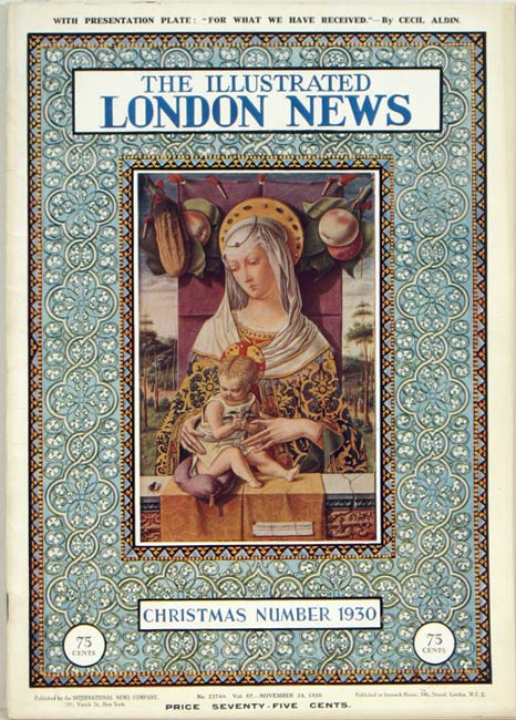 Illustrated London News (Christmas Number). THEATRE.