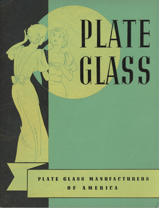 Plate Glass. GLASS MANUFACTURING.