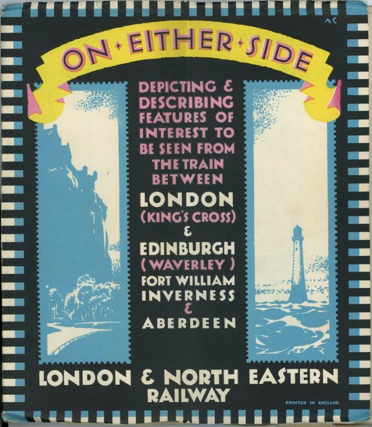 On Either Side. GREAT BRITAIN RAILWAY TRAVEL GUIDE.