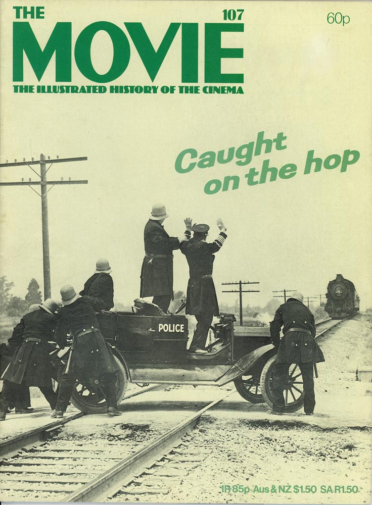 The Movie--the Illustrated History of the Cinema. FILM HISTORY.