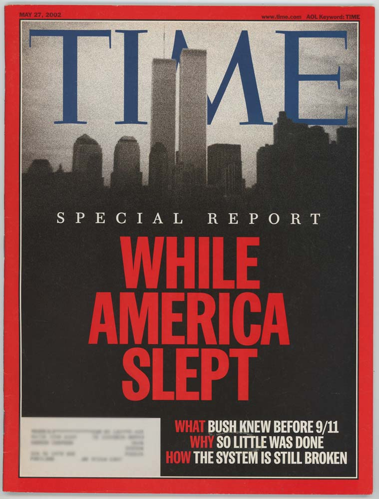 Time. May 27, 2002. 9/11 SPECIAL REPORT - PUTIN.