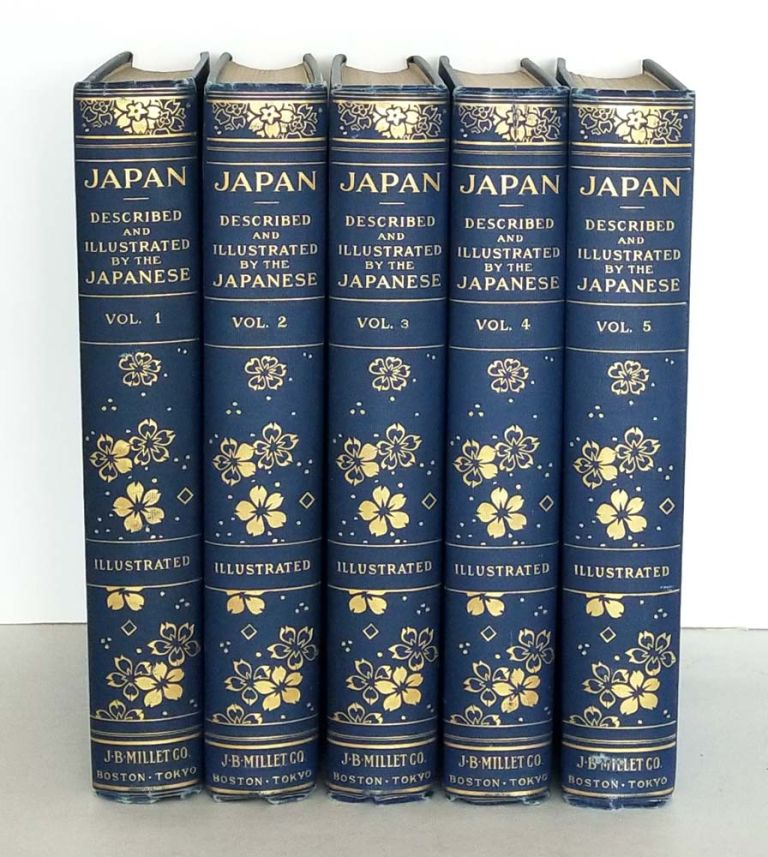 Japan Described and Illustrated by the Japanese. Written by Eminent Japanese Authorities and Scholars. Captain F. JAPAN Brinkley.