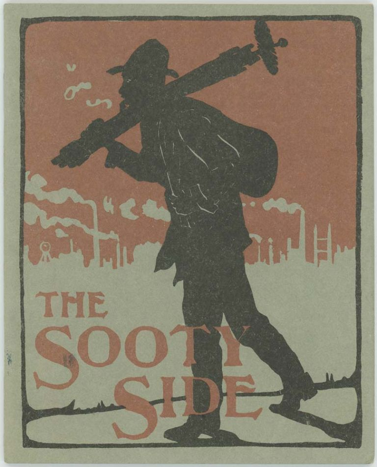 The Sooty Side. CHIMNEY SWEEP SERVICES - TRADE BOOKLET.