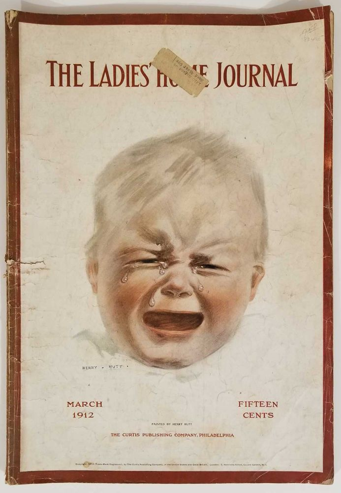 The Ladies' Home Journal. March 1912. FASHION / DOMESTIC.
