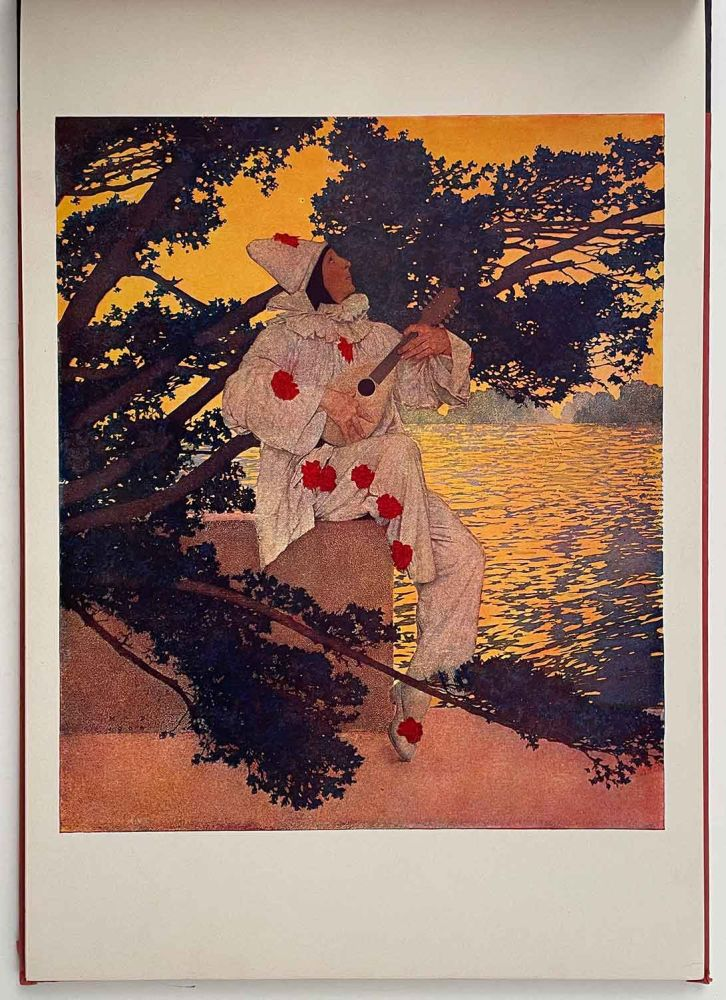 Thirty Favorite Paintings by Leading American Artists. MAXFIELD PARRISH, JESSIE WILLCOX SMITH ETC.