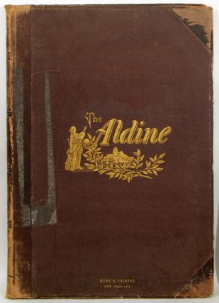 The Aldine. A Typographic Art Journal.