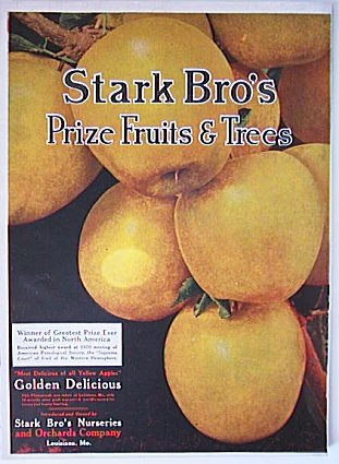 Year Book of Stark Bro's Nurseries & Orchards Co. (Stark Bro's Prize Fruits & Trees). GARDENING...