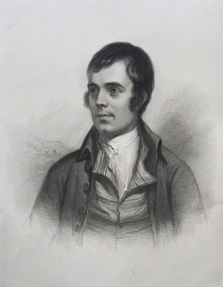 Illustrated Songs of Robert Burns. With a Portrait After the Original by Nasmyth.