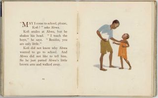 Abwa and Her Picture. A Story of Africa.