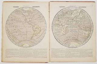 A System of Geography for the Use of Schools. (Cover title: Morse's School Geography Illustrated with Cerographic Maps.