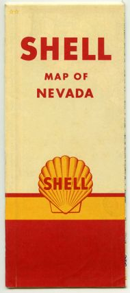 Shell Map of Nevada. NEVADA