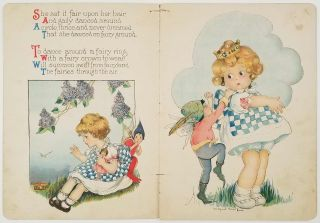 The Betty Fairy Book. A Story for a good little Boy or Girl.