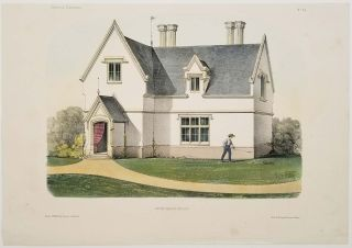 Petite Maison Anglaise (Habitations Champetres). COUNTRY HOMES - ENGLISH