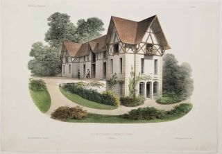 Ecuries et Remises du Chateau de St. Priest. (Limousin.). FRENCH COUNTRY HOMES - STABLES