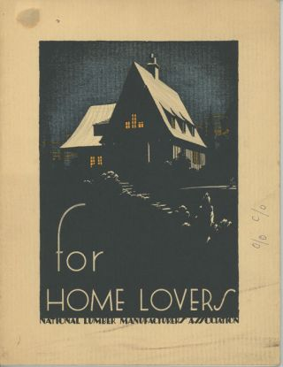 For Home Lovers. CHEVY CHASE 1920s HOUSE PLANS - OREGON, KANSAS CITY.