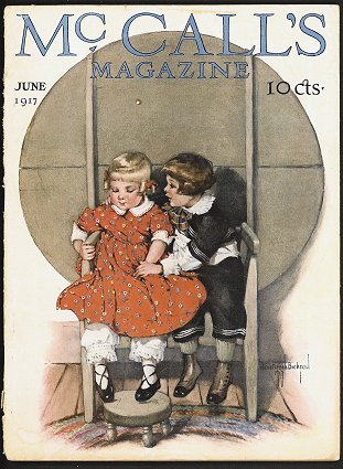 McCall's Magazine. 1917 - 06. FASHION