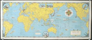Total War Battle Map. / The Victory War Map. (Pamphlet title: Invasion and Total War Victory Maps...