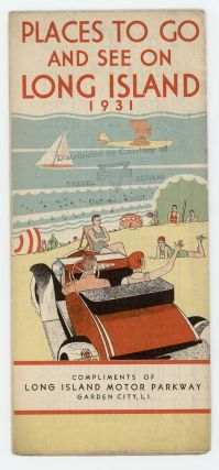 Places to Go and See on Long Island 1931.